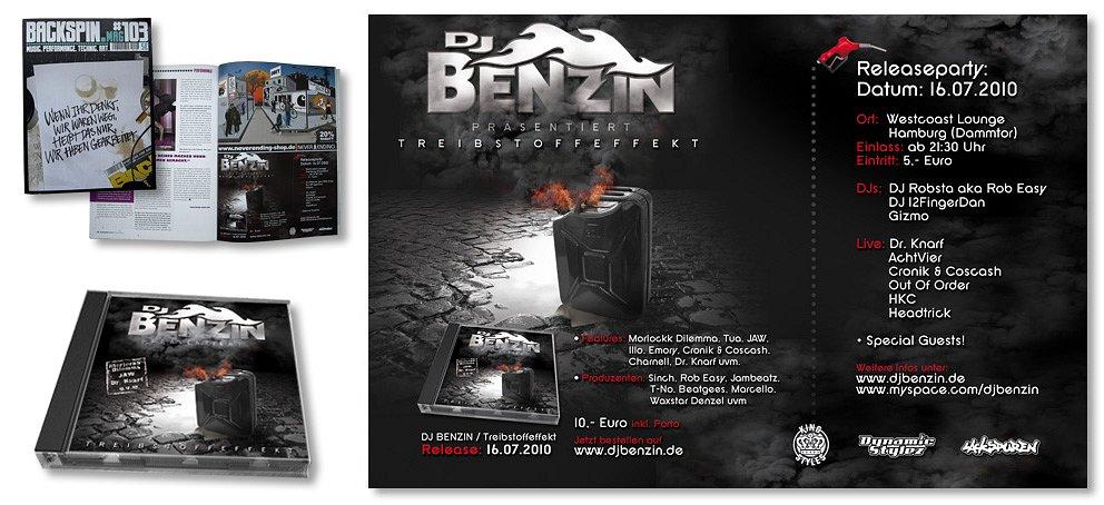 DJ BENZIN