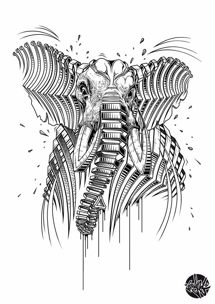 Elephant Slice