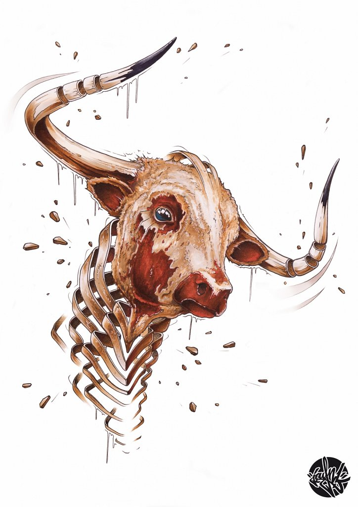 Bull Slice