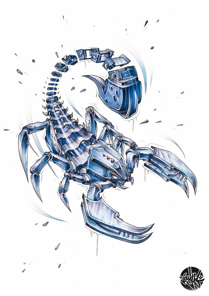 Scorpion Slice